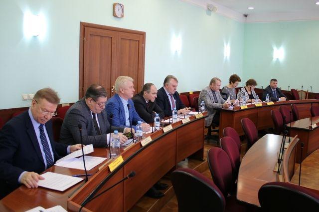 28 января в Оренбурге пройдет конкурс на должность главы города