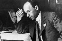 Исаак Дунаевский. 1939 год.