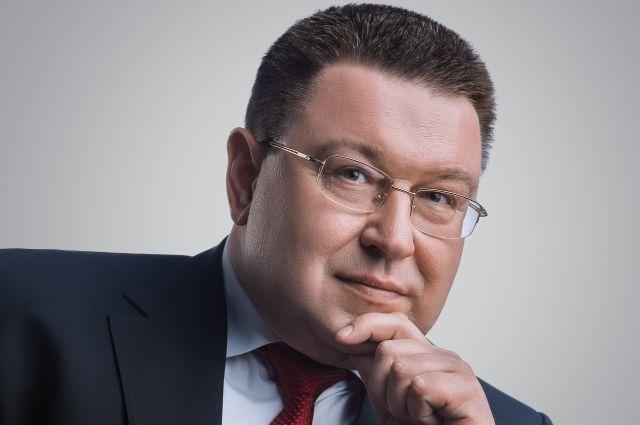 депутат Госдумы Александр Пятикоп.