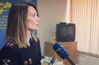 Пресс-секретарь областной полиции Светлана Новик покинула пост