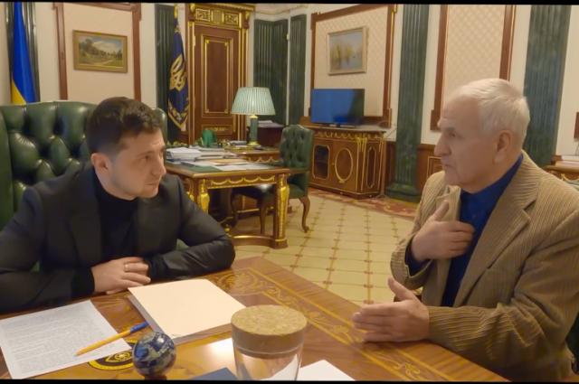 Зеленский призвал граждан обращаться в Офис противодействия рейдерству