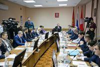 В Новотроицке Денис Паслер обсудил будущее ТОСЭР.