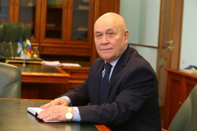 Валерий Тюменцев.