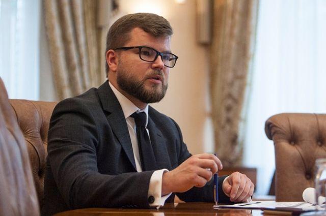 Кравцов получит денежную компенсацию за увольнение из «Укрзализныци»