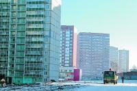 В Конце февраля более 300 человек въедут в новые дома в микрорайоне «Мариинский».