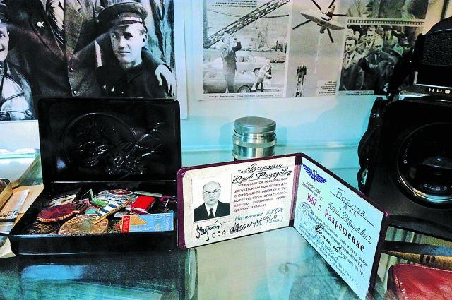 В Доме журналистов заработал музей.