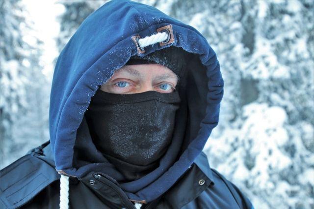 Каждый защищается от холода как может