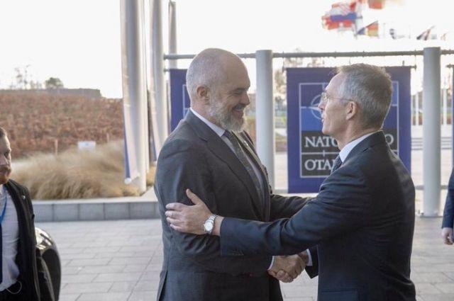 Глава ОБСЕ и генсек НАТО обсудили вопрос Донбасса: подробности