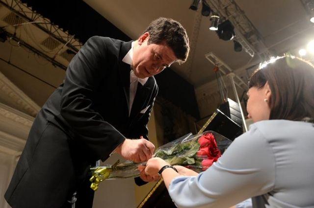 Денис Мацуев в 10 раз проведет в Оренбуржье свой фестиваль.
