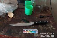 В Днепропетровской области мужчина из-за ревности ударил ножом друга