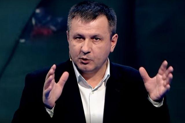 Владимир Воля – о том, почему нам выгоден низкий интерес к Украине в Давосе