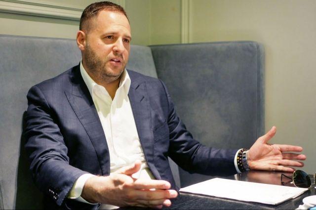 Ермак заявил, что Украина передала ТКГ новый список на обмен пленными
