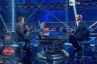 На итальянском шоу L'eredita.