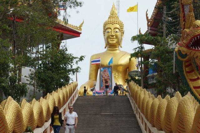 Более ста тысяч украинцев посетили Таиланд в 2019 году