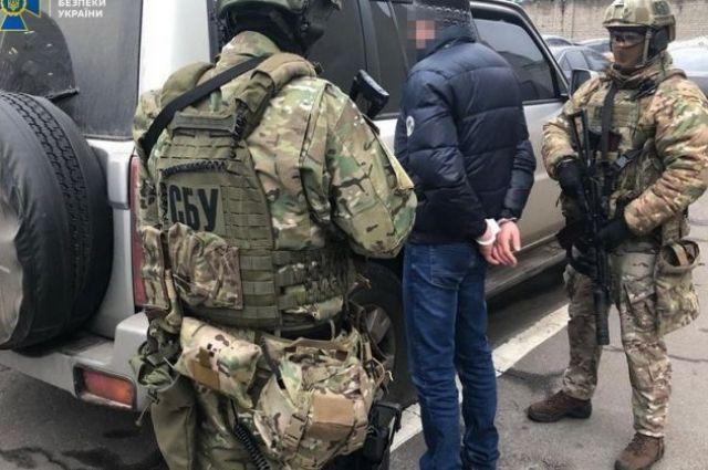СБУ предотвратила заказное убийство в Грузии