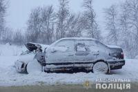 В Сумской области произошло ДТП, пять пострадавших