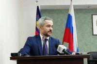 Алексей Перфильев на заседании Общественного совета