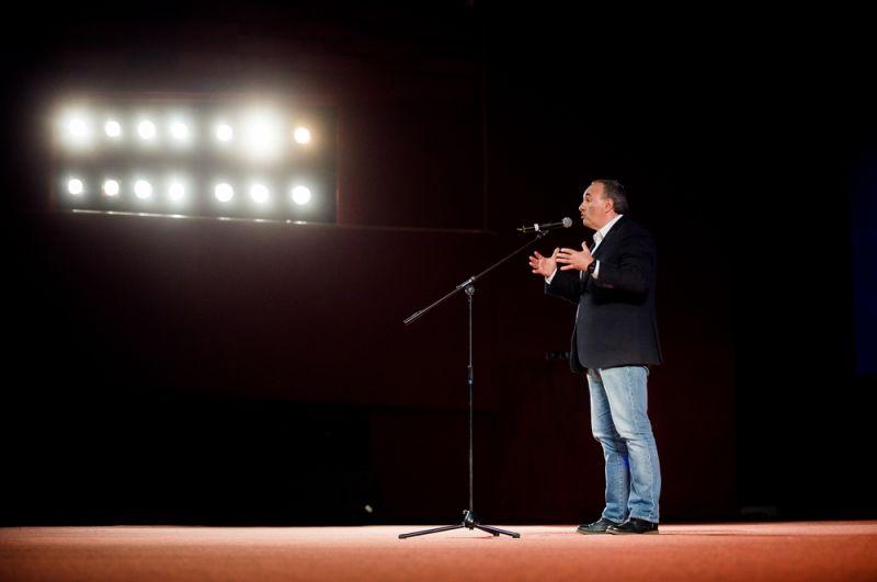 Президент фестиваля Александр Роднянский.