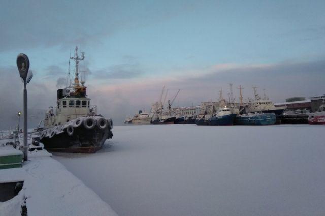 В пошлом году Мурманское УГМС 5 февраля сообщило, что на акватории Кольского залива наблюдались ниласовые льды (толщиной до 5 см) в количестве 3 баллов.