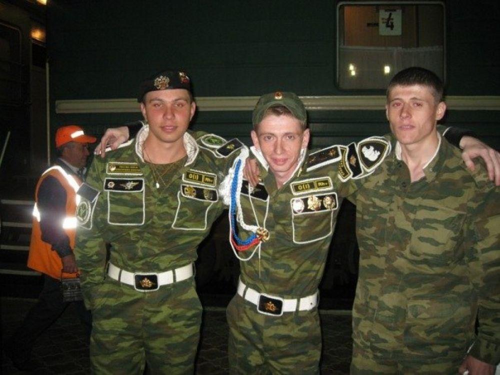 Участник №3: Александр Мельников, войска РВСН