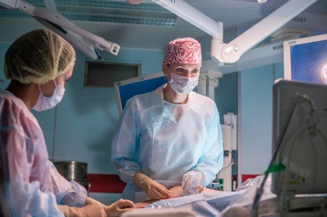 За 20 минут хирурги избавили тюменку от тромбоза