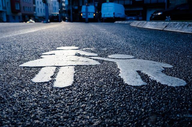 В Калининграде за сутки на пешеходных переходах сбили пять человек
