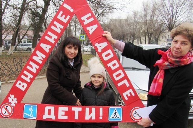 За год на дорогах Ставрополья пострадали 344 ребёнка, 14 - погибли