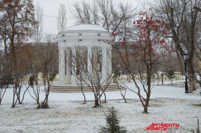 В Оренбуржье на выходных погода успокоится.