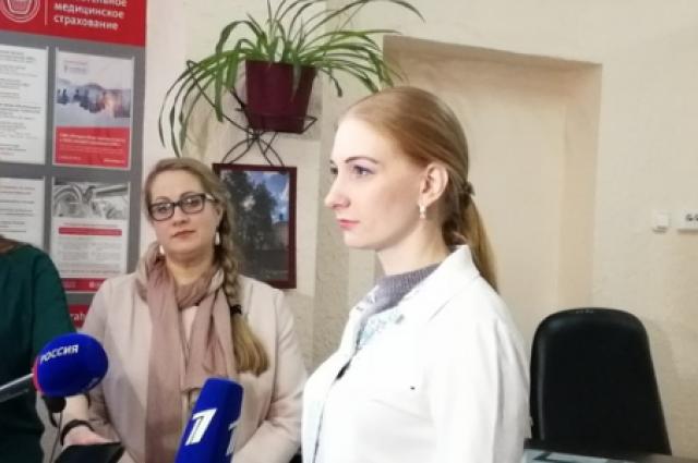 Тюменские врачи рассказали о состоянии девушки, зараженной коронавирусом