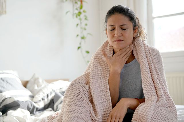 Коронавирус и грипп: что делать тюменцам при первых признаках инфекции