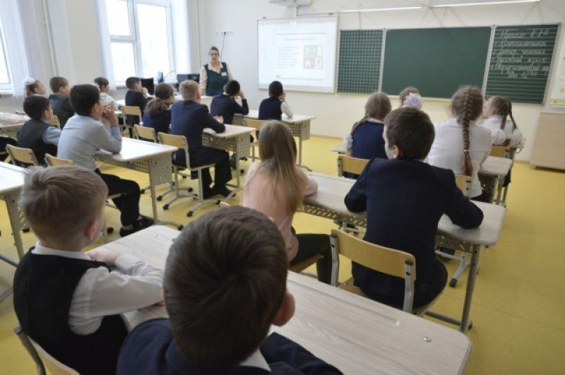 На момент открытия подано 427 заявлений о приеме детей с 1-го по 8 класс, проживающих на микроучастке школы.