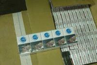 На Волыни пограничники обнаружили рекордную партию контрабандных сигарет