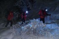 В Карпатах спасли двух заблудившихся туристов