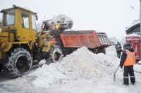 Объем вывезенного снега с начала года составил 1 075 263 кубометра.