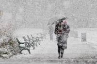 Украину накроют дожди и снегопады,- ГСЧС