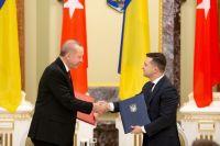Зеленский и Эрдоган провели заседание Стратегического совета