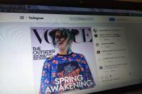 Сделанный ей портрет известной певицы вышел на мартовской цифровой версии журнала.