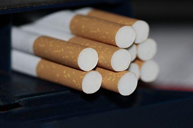 На рынке в облцентре нашли немаркированые сигареты на 3 миллиона рублей