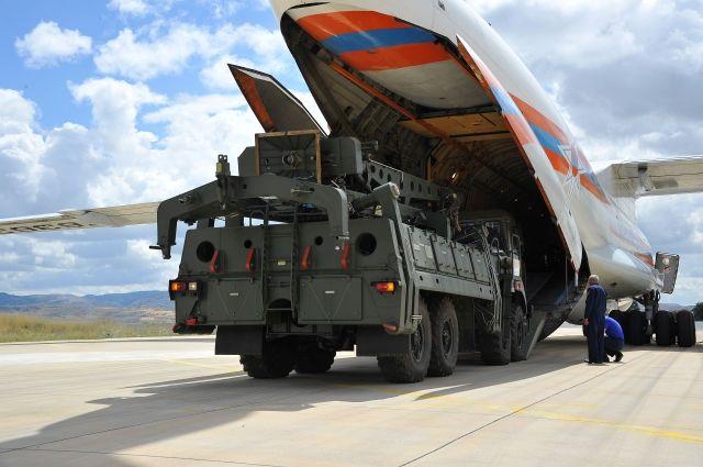 Россия начала производство зенитных ракетных систем С-400 для Индии