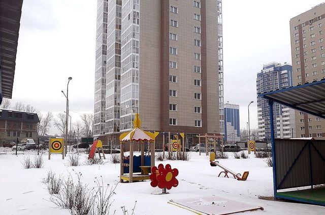 Детский садик займет два этажа жилого дома.