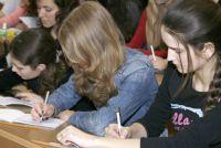 Сочинение , ученицы 8 класса Тюхтетской средней школы №1 Тамары Ложкиной отправили на федеральный этап конкурса.