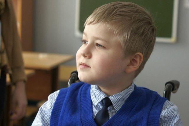 У 12-летнего Никиты Лекомцева миодистрофия Дюшенна – смертельная болезнь, которая постепенно ослабляет мышцы.