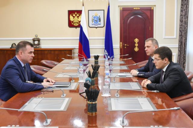 На Ямале обсудили планы по экологическому контролю в округе