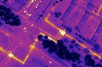 Теплосети Тюмени проверят при помощи инфракрасной тепловой аэросъемки