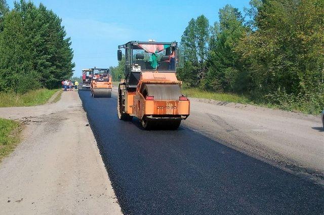За год планируется отремонтировать порядка 250 км дорог регионального и межмуниципального значения