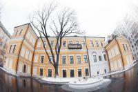 Здание Межевой канцелярии.