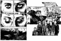 Комикс - это не просто картинки. Это хороший способ не только рассказать о происшедшем, но и показать его глазами очевидца.