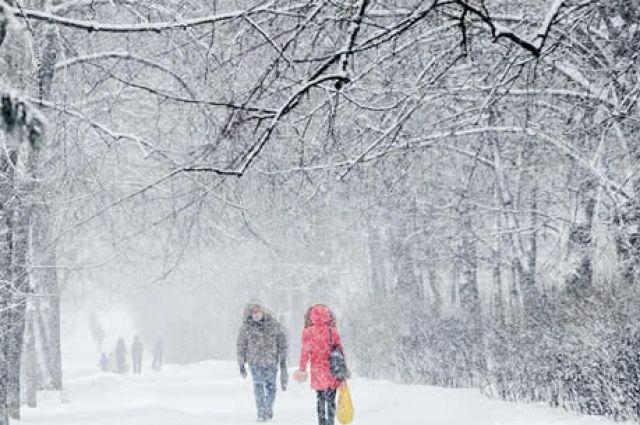 Погода на 5 февраля: в Украине ожидается похолодание и снег