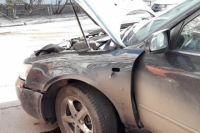В Днепре бизнесмену в автомобиль заложили боевую гранату