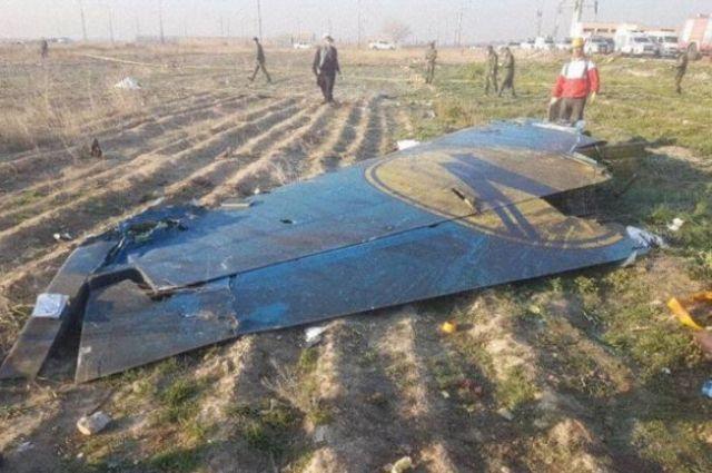 Пять стран требуют от Ирана предоставить «черные ящики» с самолета МАУ